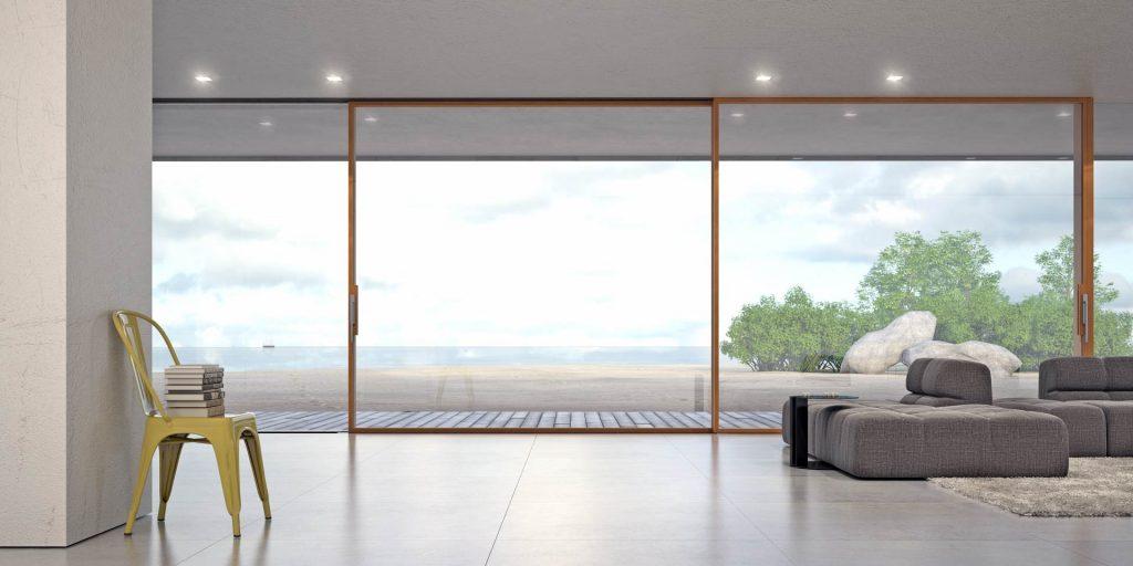 Skyline System on Casa Naturale, immagine di copertina