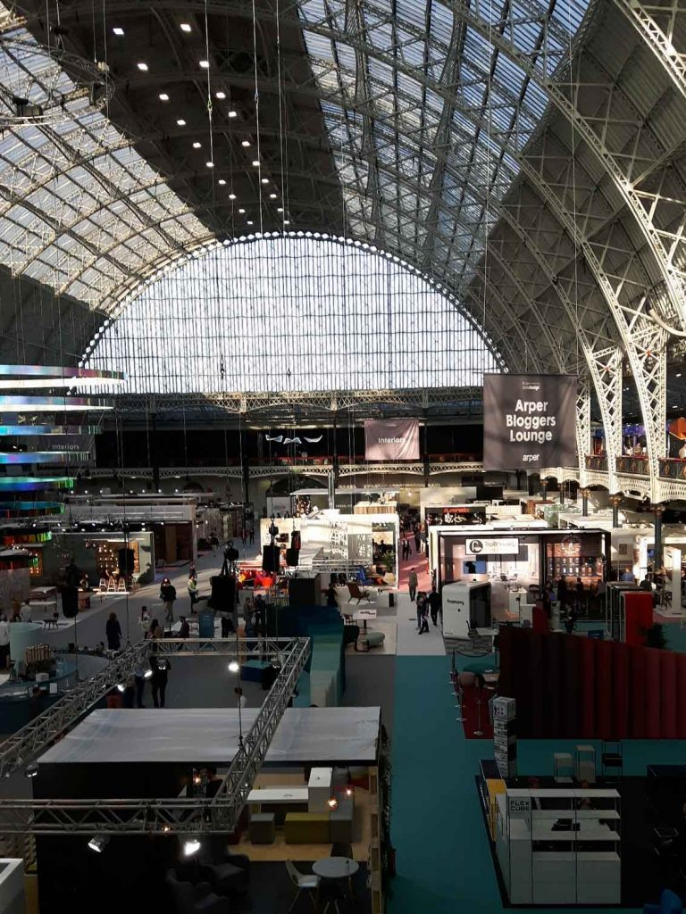 Dubai and London Fairs, image one
