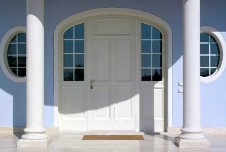Entrance doors, image h