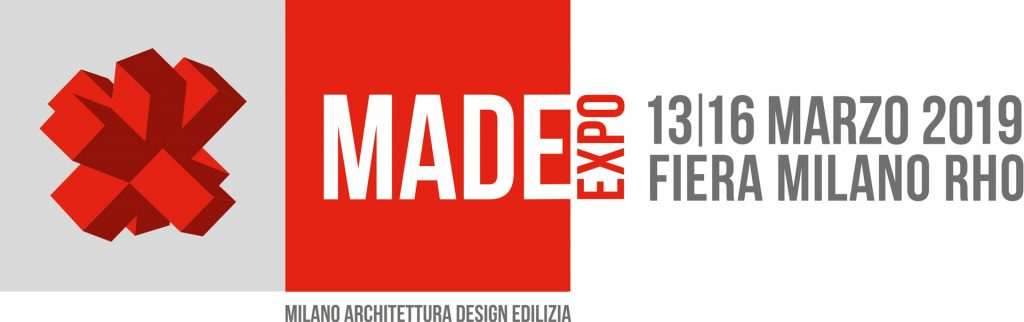 Made Expo 2019, official banner of the fair