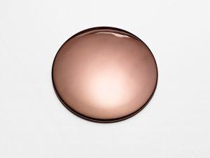 Handle finish, copper